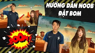 CrisDevilGamer HƯỚNG DẪN NOOB Mai Quỳnh Anh ĐẶT BOM