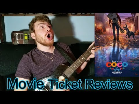 Coco Is Fantastic To See With Your Family - Movie Ticket Review *Spoiler Free