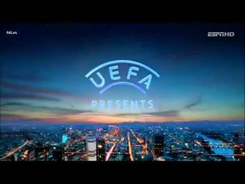 UEFA Europa League 2013 Intro