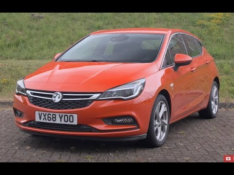 Motors.co.uk - Vauxhall Astra Review 2019