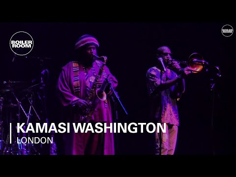Kamasi Washington Boiler Room London Live Performance