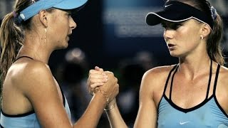 Maria Sharapova VS Daniela Hantuchova Highlight 2006 AO R4 ダニエラハンチュコバ 検索動画 7