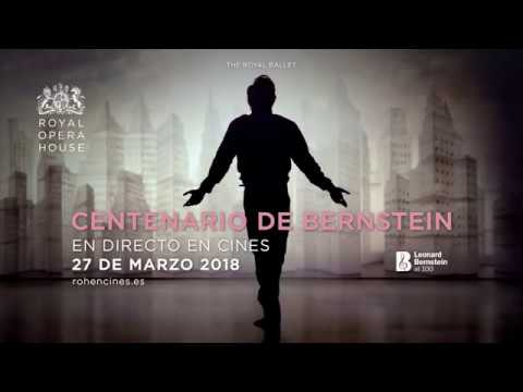 Centenario de Bernstein - Royal Opera House - 27 de marzo en directo en cines