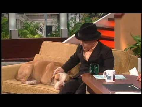 """""""Pit Boss"""" Shorty Rossi - THE BONNIE HUNT SHOW"""