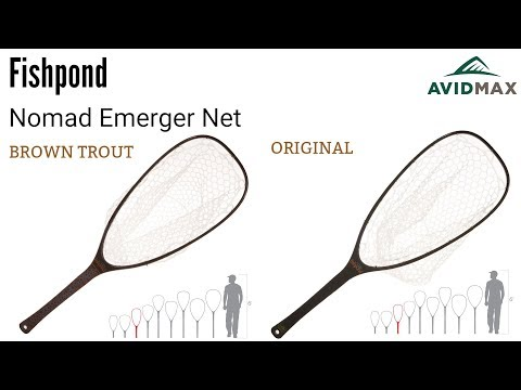 Fishpond Nomad Emerger Net Review | AvidMax