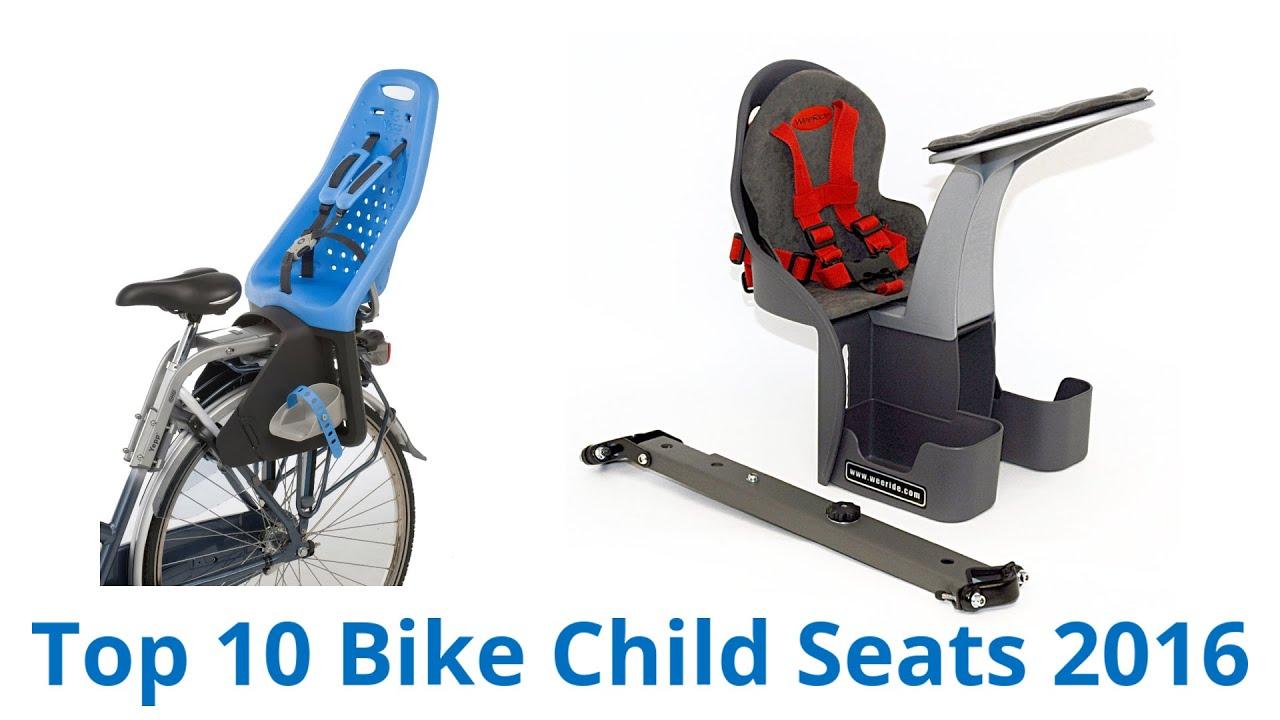 PTI Schwinn Carrier Child Kid/'s Bicycle Bike Safe Seat