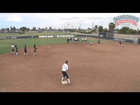 Ground Ball Fielding and Throwing Mechanics