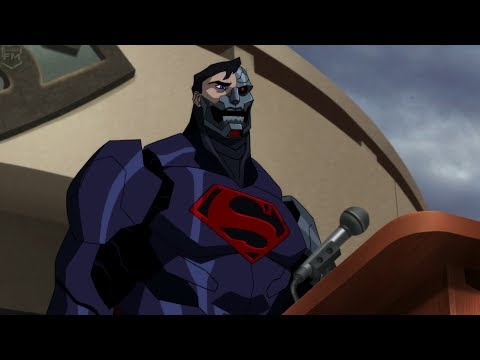 Who is Cyborg Superman? | Reign of the Supermen