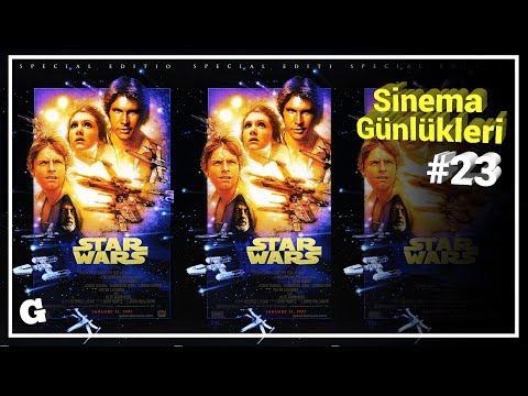📽 STAR WARS - A NEW HOPE - Üzerine 120 Dakika - Sinema Günlükleri Bölüm #23