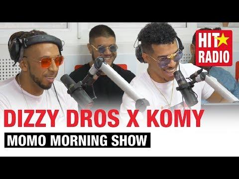 MOMO MORNING SHOW - DIZZY DROS X KOMY  | 25.09.18
