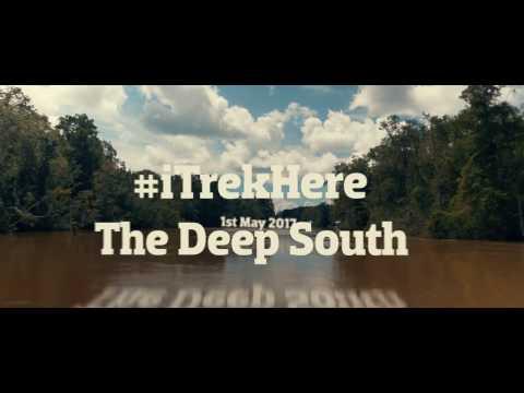iTrekHere 2017 - The Deep South