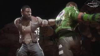 MORTAL KOMBAT 11 Jax Briggs Fatal Blow & Fatalities Showcase (MK11 Jax Briggs)