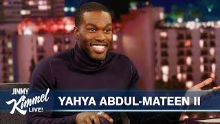 Yahya Abdul-Mateen II on Surprise Reveal in Watchmen