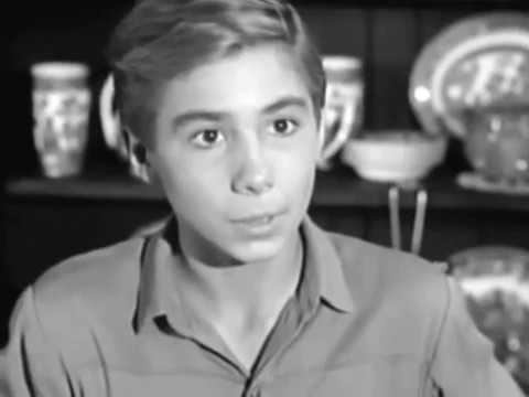 Johnny Crawford & Chuck Connors Are Family Always ~They Don't Make 'Em Like That Anymore❤️