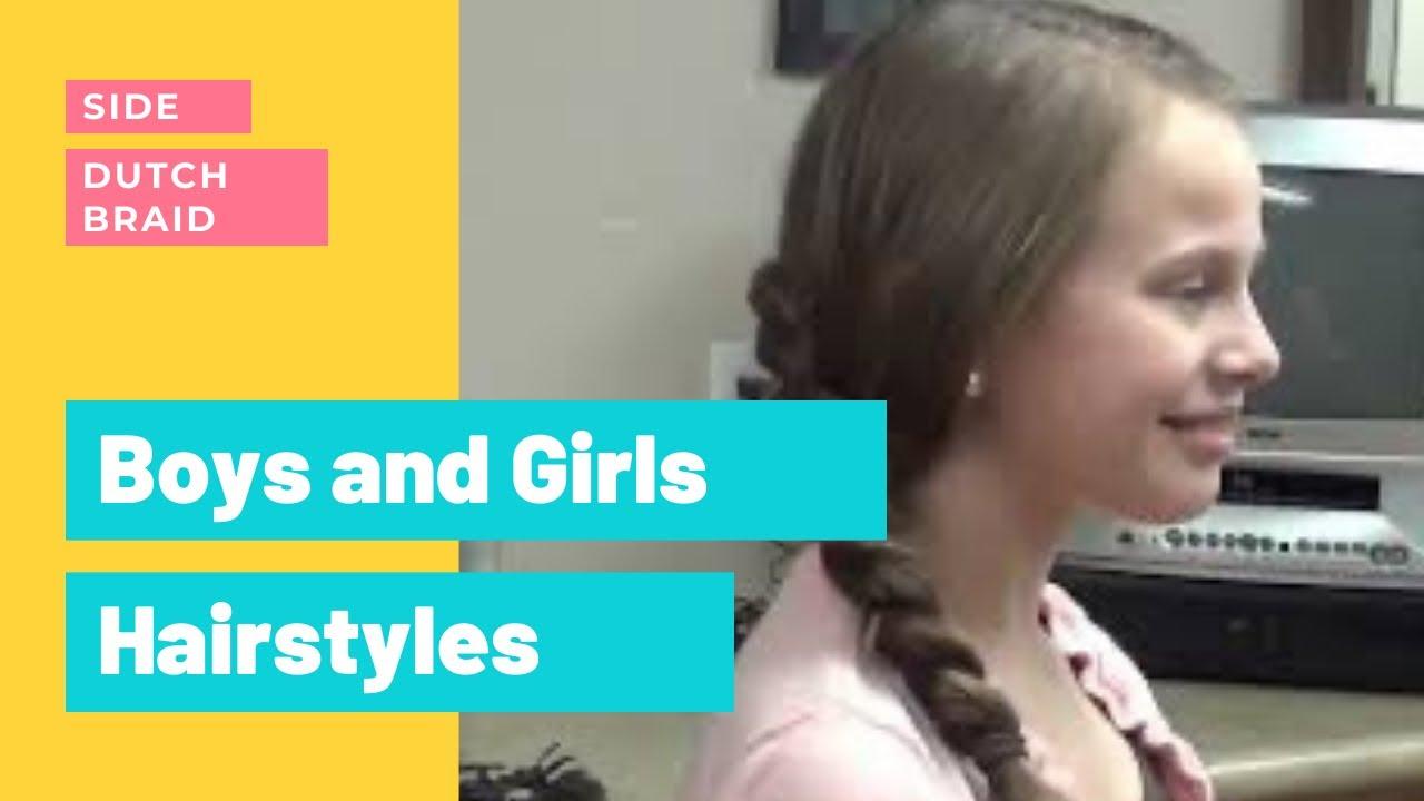 How to french braid cute fun dutch braids youtube ccuart Choice Image