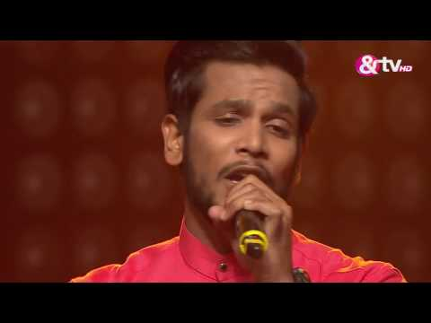 Paras Maan - Ramta Jogi  | The Blind Auditions | The Voice India 2