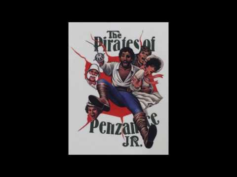 I am the very model of a modern Major-General (The Pirates of Penzance JR)
