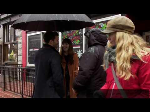 Fifty shades darker behind scenes- Umbrella