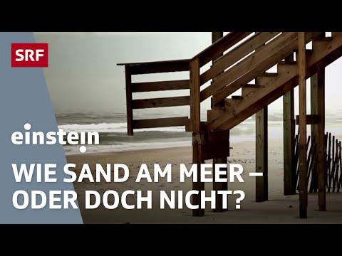 Sand: Drama und Ökozeitbombe - Einstein Spezial vom 28.8.14
