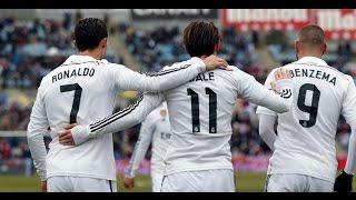 BBC [Rap] | Los sin nombre | 2015-2016 Real Madrid (Bale Benzema y Cristiano)