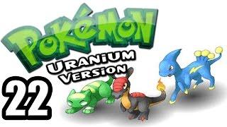 Pokemon Uranium Version || HM03 Surf / Empirilla / Mega Stone / Ancient Fossils || Part 22