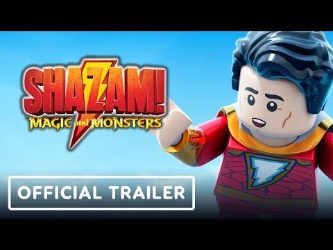 LEGO DC: Shazam! Magic And Monsters - Official Trailer (Sean Astin, Nolan North)