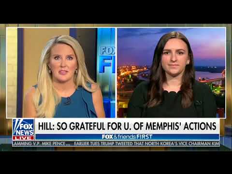 Gold Star Family Member Speaks On Full Scholarships Offered By U Of Memphis