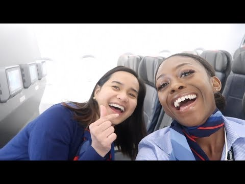 3 DAY TRIP MALL OF AMERICA | THE LIFE OF A FLIGHT ATTENDANT | VLOG 03