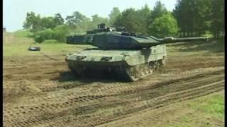 P7, Regementets Dag, 6 Juni 2010, Leopard 2