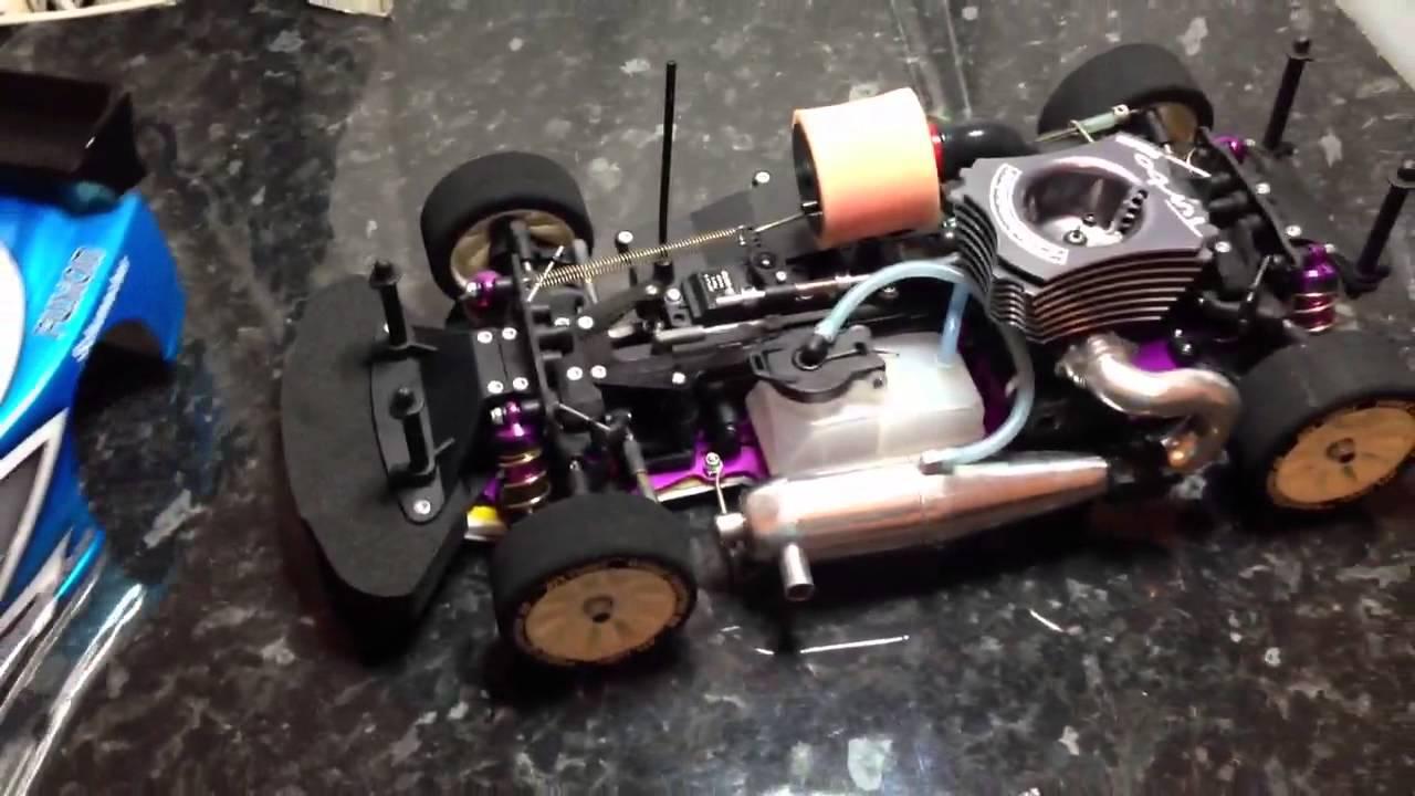 Schumacher Fusion 28 Turbo Youtube