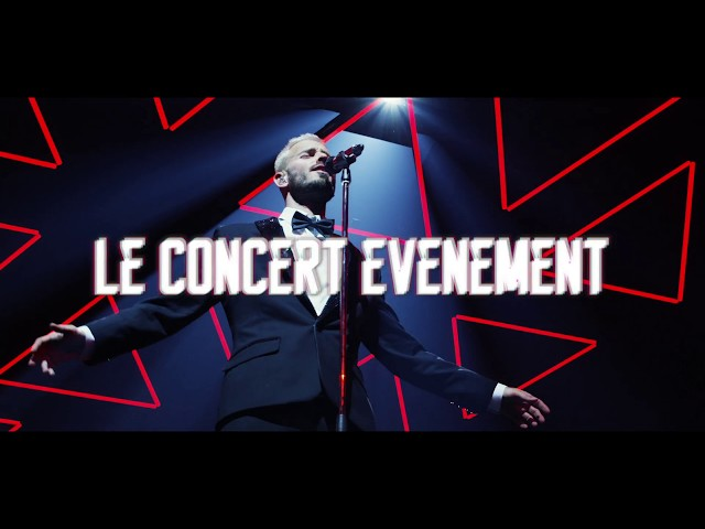M.POKORA - MY WAY TOUR - LE CONCERT AU CINEMA !