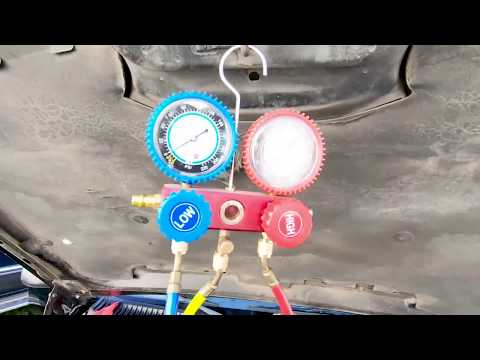 Fixing A/C on the IAA Chevy Silverado - Air Conditioning Repair