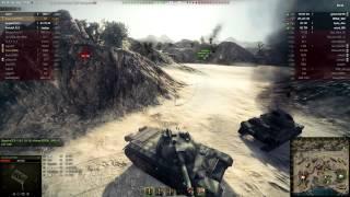 121, T-62A - Поймай меня, если сможешь