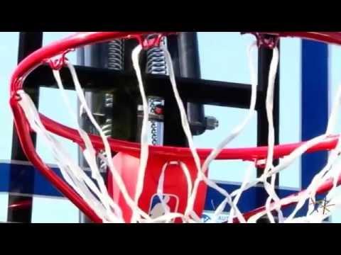 """portable-basketball-goals:-spalding-50""""-acrylic-portable-basketball-goals"""