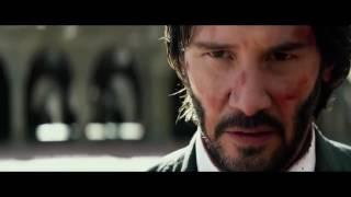 Джон Уик 2 Официальный трейлер (2017)  HD