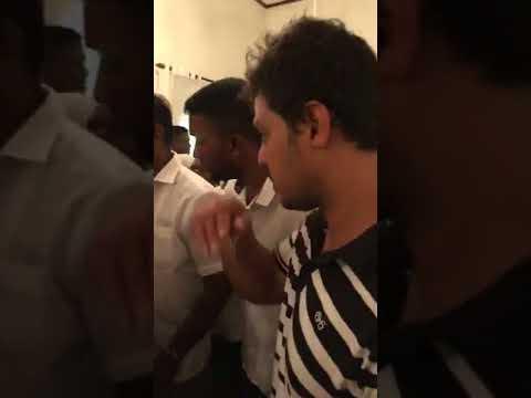 Facebook Live: Namal Rajapaksa Birthday Celebrations 2