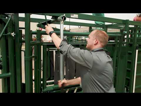 Lakeland Easy Catch Cattle Handling System Walkthrough