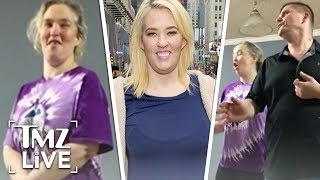 Mama June's House Is A Mess In Bizarre Video From Garage Sale | Tmz Live
