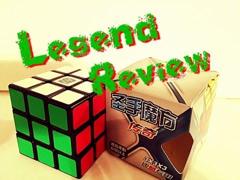 Shengshou Legend 3x3 Review!!!