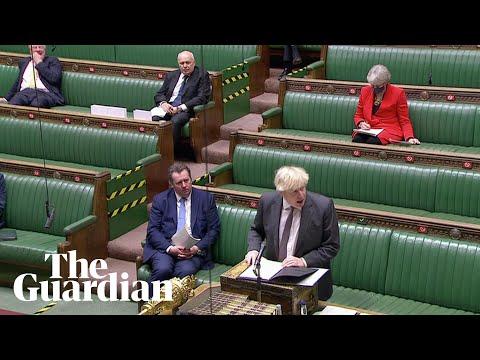 Brexit: UK parliament
