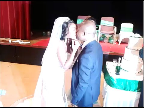 HIGHLIGHTS OF MABEL & SEGUN WEDDING RECEPTION