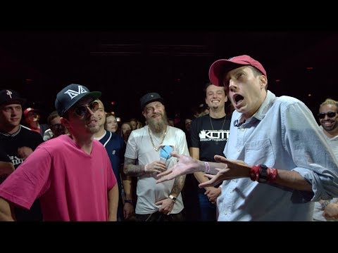 KOTD - Rap Battle - Copasetic vs Jaws | #GZ