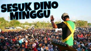 SESUK DINO MINGGU - Versi Reggae SKA RUKUN RASTA. Hasan Aftershine Eny Sagita