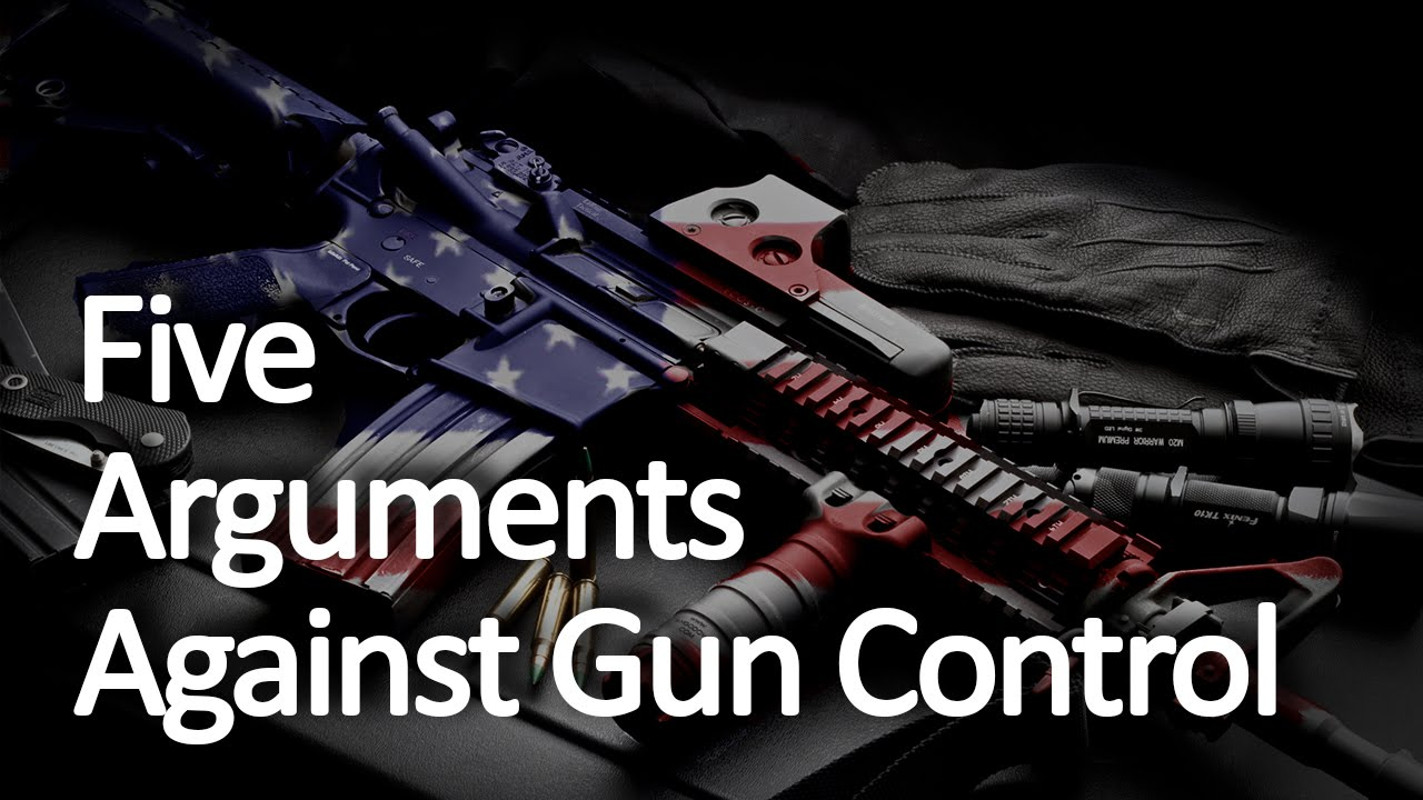 arguments for and against gun control soapboxie