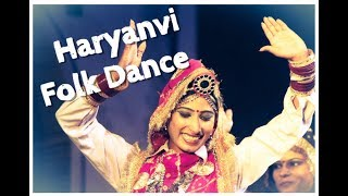 haryanvi folk dance
