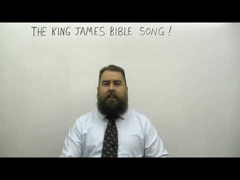 The King James Bible Song