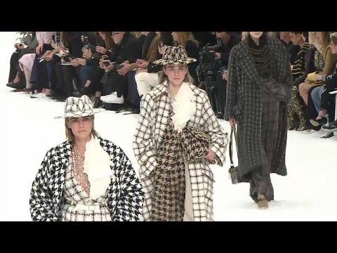 Снег и слезы Chanel