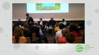 Sustainable wood energy as restoration option? GLF 2015