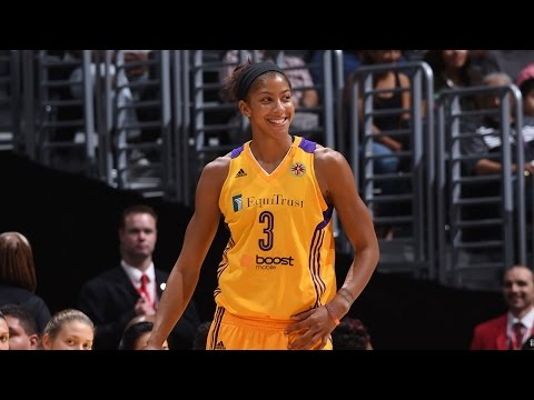 Player of the Week Highlights: Candace Parker (8/31-9/6)