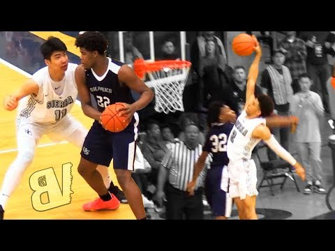 Sierra Canyon VS USchool CHAMPIONSHIP: Scottie Pippen Jr Gives BUCKETS! Les Schwab 2018 CHAMPIONSHIP